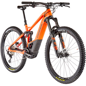 Orbea Wild FS M10 orange/black